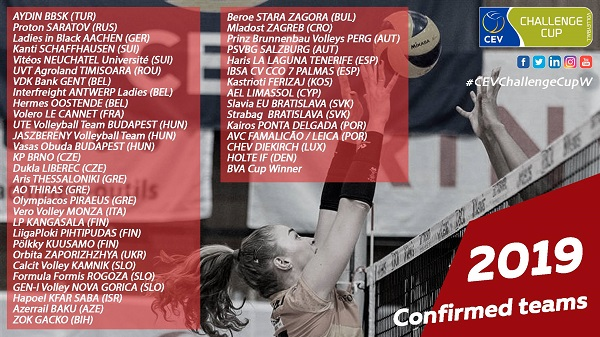 Challenge Cup femminile