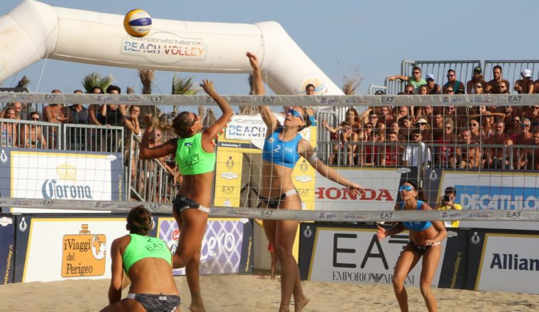 Beach Volley 2018 – gare 3a giornata – femm 2